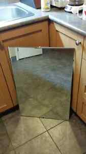 LARGE GLASS MIRROR FOR SALE