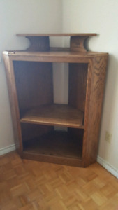 Custom Handmade  Corner Unit