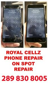NETWORK REPAIR, CELLPHONE UNLOCK - 416 414 9223
