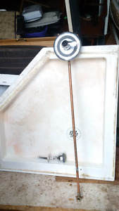 StandUp Shower Unit