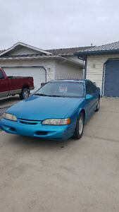 1994 Ford Thunderbird SuperCoupe - Teal
