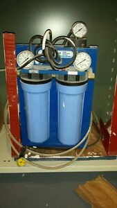 Complete RO Water System with Coolers
