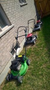 Honda Lawnmowers for Parts