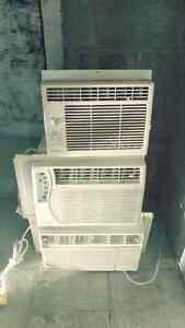 3 window Air conditioner units