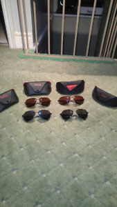 Bolle Sunglasses- Various Pairs