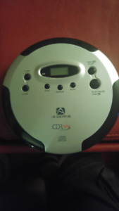 Walkman CD de marque Audiovox