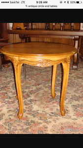 Looking for end tables
