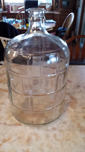 Small wine carboy