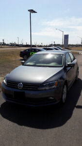 Jetta 2015 Highline Diesel manual transmission - 82000 km