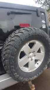 """33"""" Toyo open country MT"""