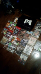PlayStation 3 with 21 GAMES