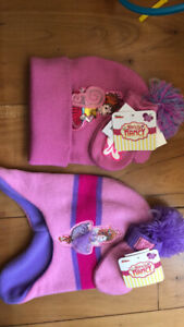 New! Fancy Nancy hat and glove set