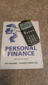 Personal finance & Tvm calculator