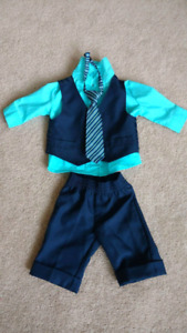 3 month baby boy suit
