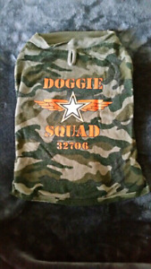 Doggie Tops Small And XS