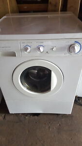 FRIGIDAIRE front load  washer and electric dryer 250.00, Deliver