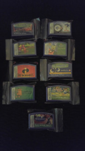 GREAT CONDITION LEAPSTER &CASE AND 9 GAMES!