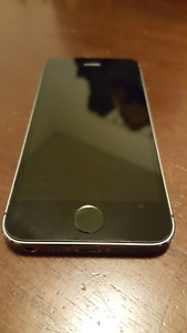 IPhone 5s 16gb Telus fonctionne A1