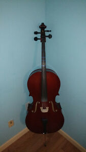 Shoenbach 4/4 cello