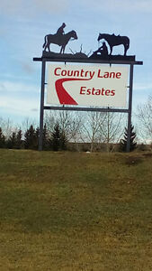 Country Lane Estates RV Lot for Rent