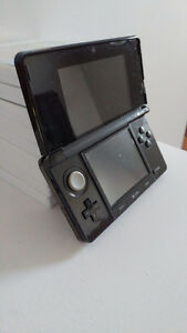 Nintendo 3DS (Black, Original)