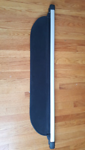 SUBARU XV CROSSTREK rear cargo shade cover