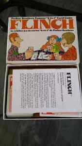 Flinch 5 in 1 Card Game by Parker Brothers Kingston Kingston Area image 2