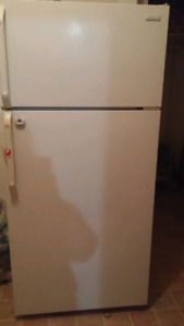 Super clean fridge priced to sell