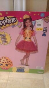 Costume Shopkins Biscuit (taille 7-8 ans)