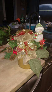 Hand Crafted Holiday Wreaths Strathcona County Edmonton Area image 8