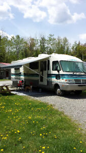 Southwind Fleetwood 35 pied 1994