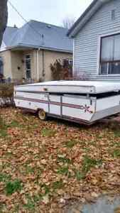 12 x6 utility trailer with ownership