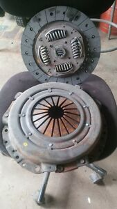 Ford GT Mutang Clutch and Pressure Plate