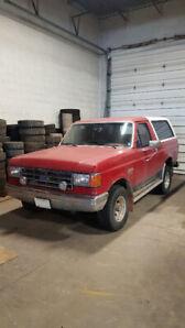 1990 Ford Bronco 4x4