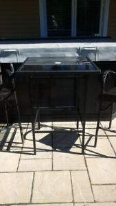 Patio Bar Table (Table only)