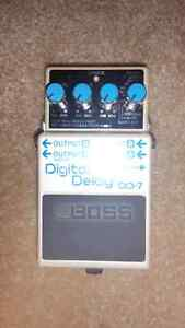 Boss Digital Delay DD-7 $100 OBO