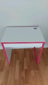 Child's ikea desk