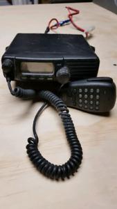 Mobile Ham radio
