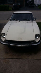 1974 Datsun 260 Z Coupe (2 door)
