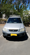 Honda CR-V 2001 Manual 4WD Watson North Canberra Preview