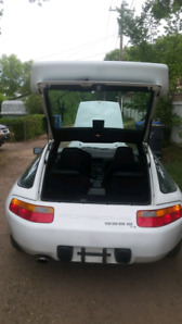 This is one of the most well maintained Porsche 928 S4 around...