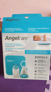 Angelcare sound monitor with movement sensor