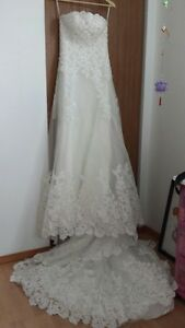 Wedding Dress - Custom Made and Imported from Malaysia