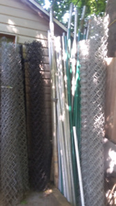 Fencing for sale,  8ft galvanized chainlink $2.50ft