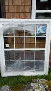 3 Brand New Windows. Never used. 1700 OBO. No Taxes