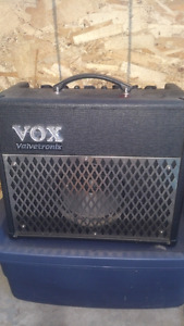 Vox Valvetronix AD15VT and Boss DS-1 trade for Bass Guitar