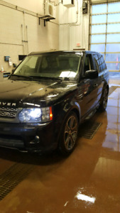 2011 Range Rover Sport Supercharged Brand  New Engine
