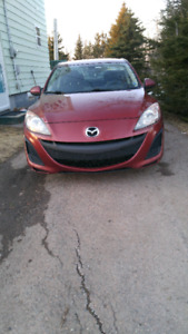 2010 Mazda 3 GS 5 Speed