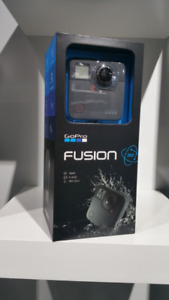 STORE SALE - GoPro Fusion 360 Camera - Black BRAND NEW SEALED