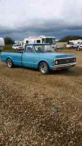 1972 chev  C10 Long box priced to sell $3750